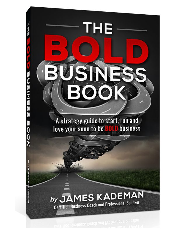 Free Business Coaching Session from The BOLD Business Book