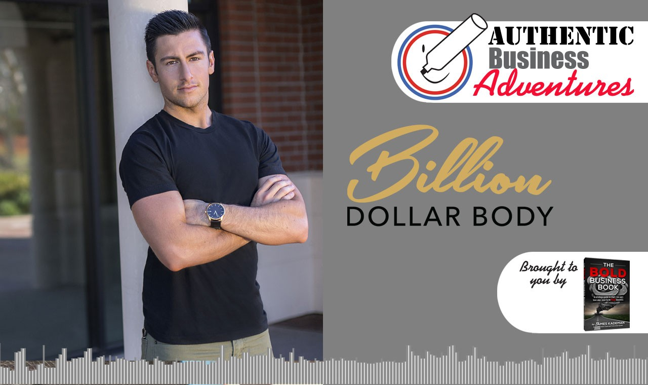 Nicholas Bayerle - The Billion Dollar Body