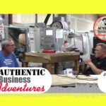 Keith Dickinson owner of Dickinson Manufacturing in Madison Wisconsin