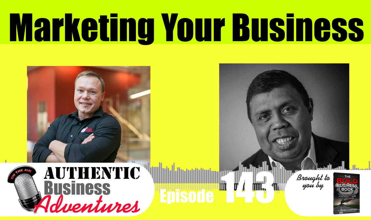 How to Market Your Business – Ep143