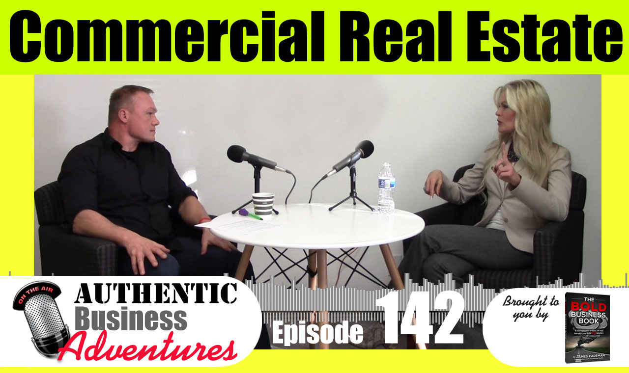 Starting a Commercial Real Estate Business – Ep142