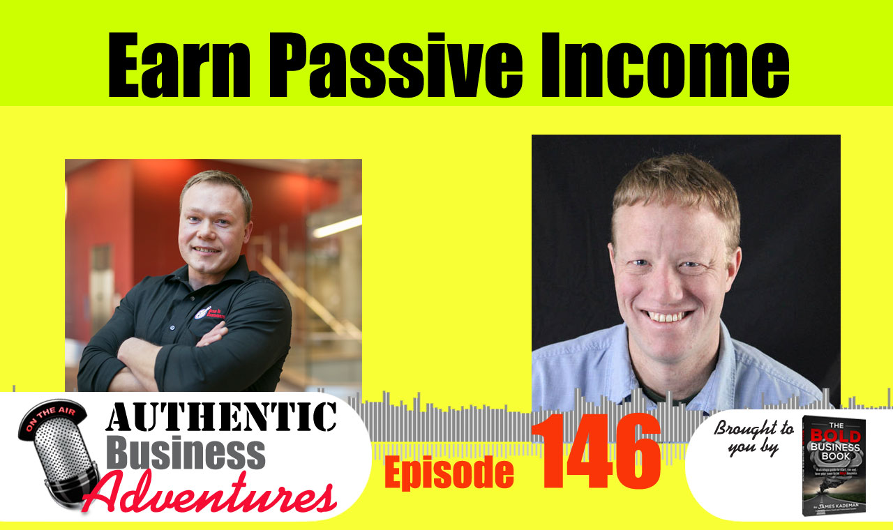 How to Make Passive Income on Amazon -Ep146