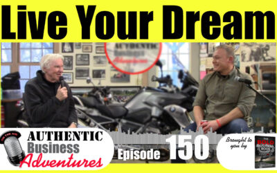 How Live Your Dream Job As a Writer – Ep150