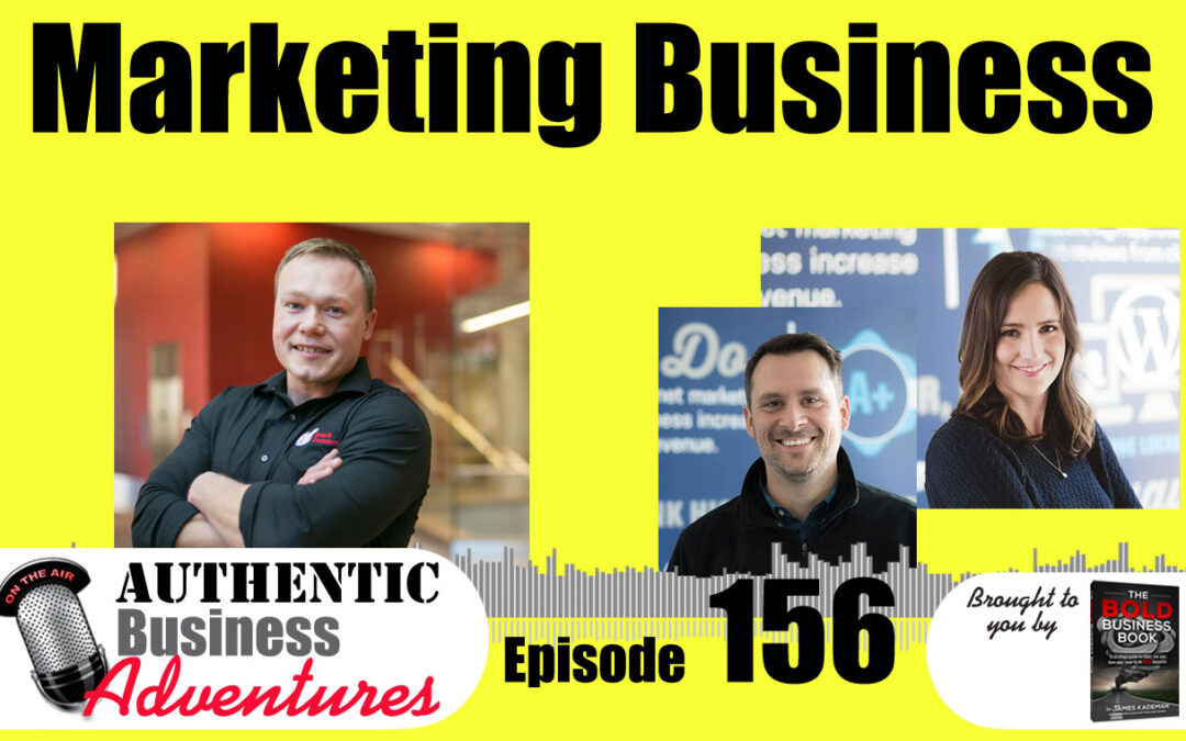 How to Start and Build a Marketing Company – Ep156