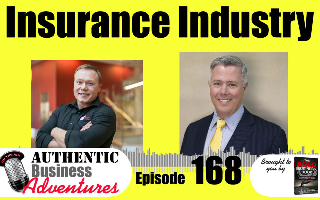 Building An Insurance Agency – Ep168