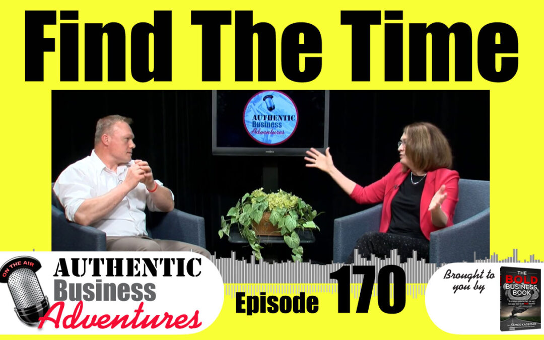How To Make Time – Ep170