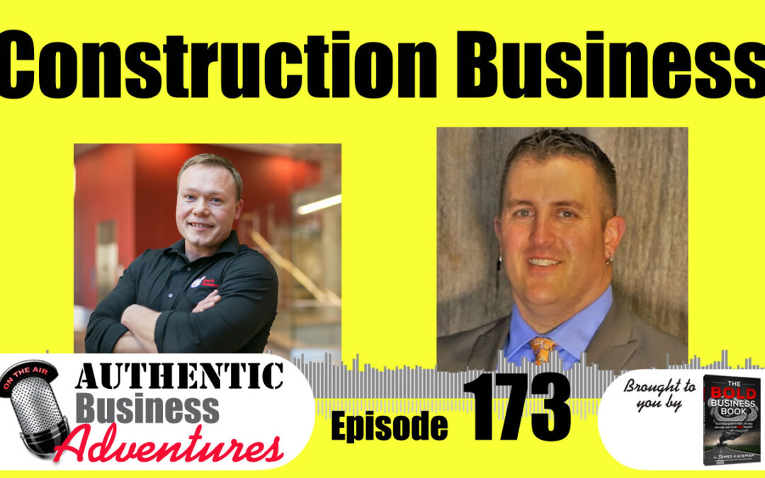 How To Build Your Construction Business – Ep173