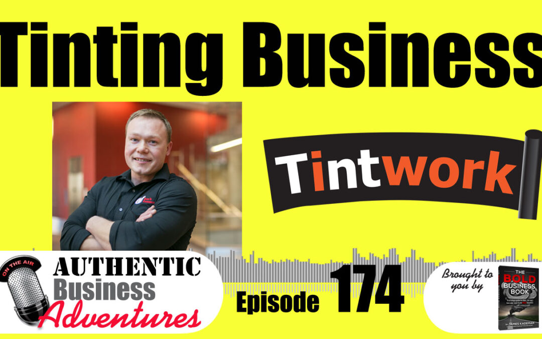 How To Build Your Window Tint Business – Ep174