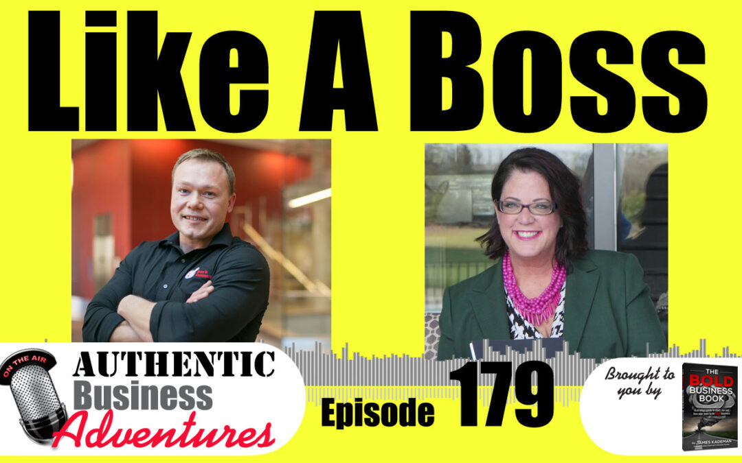 How To Be A Great Boss – Ep179